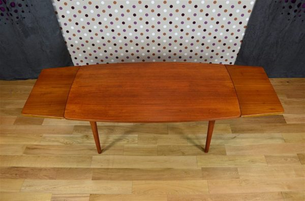 table plateau vintage deco 1950