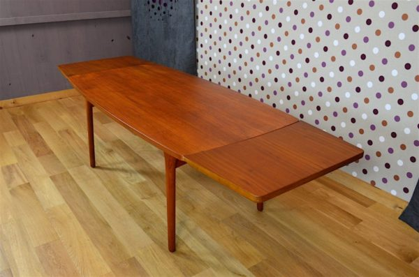 grande table teck danoise