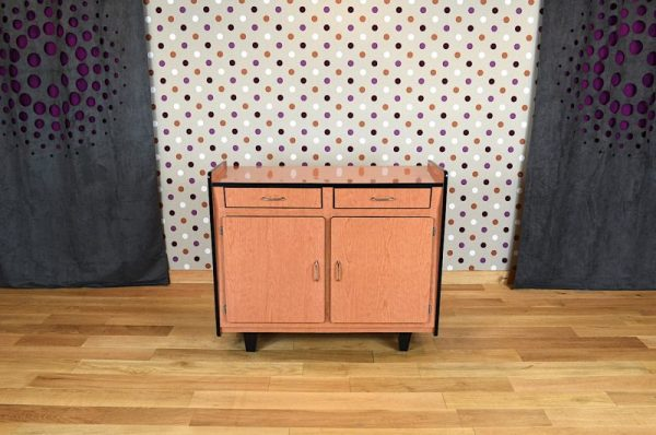 Meuble Design Vintage Rétro en Formica Année 1960