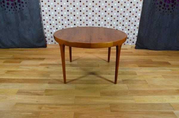 Table Danoise de Kofod Larsen en Teck Vintage 1965