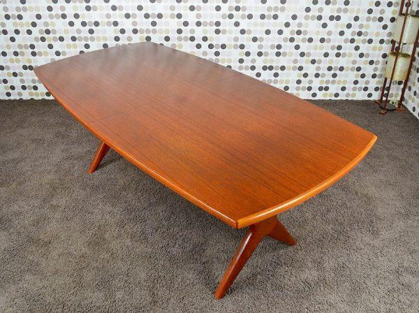Table de Salon Fredrik Kayser Editeur Gustav Bahus Eftf 1950