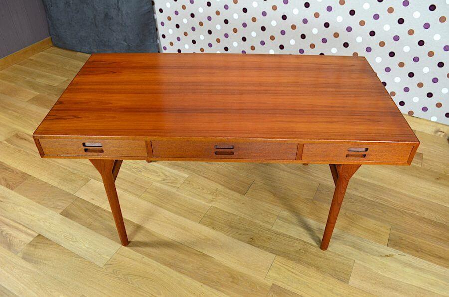 bureau danois de nanna ditzel pour soren willadsen mobelfabrik 1958. Black Bedroom Furniture Sets. Home Design Ideas