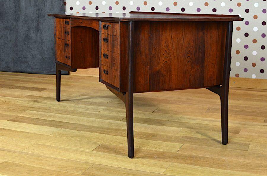 bureau danois svend aage madsen dit par hp hansen 1963. Black Bedroom Furniture Sets. Home Design Ideas