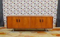 Enfilade Vintage Design Scandinave en Teck G-Plan 1960
