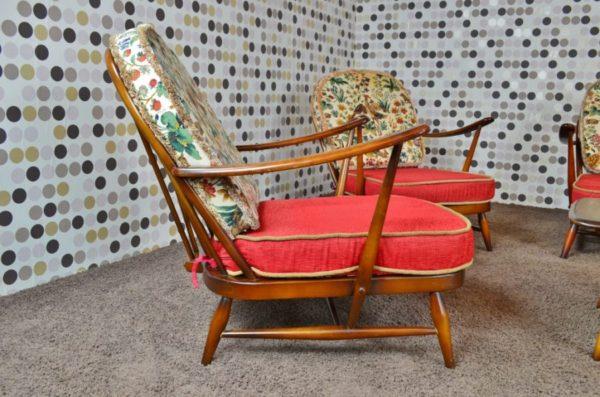 Salon Lucian R. Ercolani Éditeur Ercol Vintage 1953
