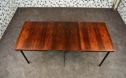 Table Transformable Louigi Bartolini Vintage 1960