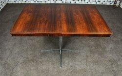Table Transformable Louigi Bartolini Vintage 1960