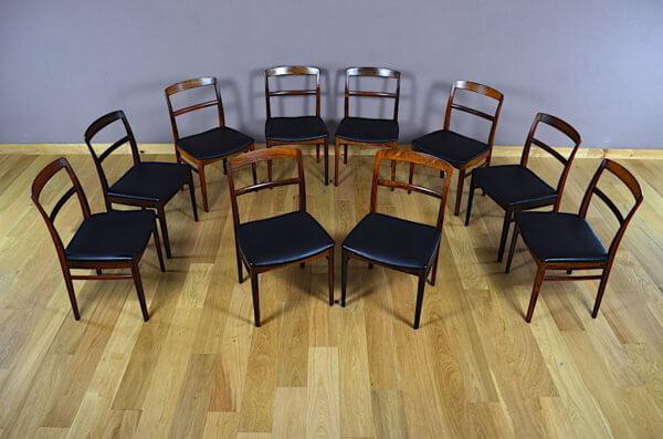chaises 1960