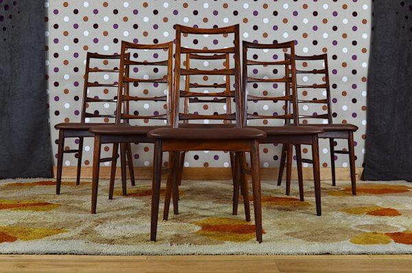 6 chaises liz
