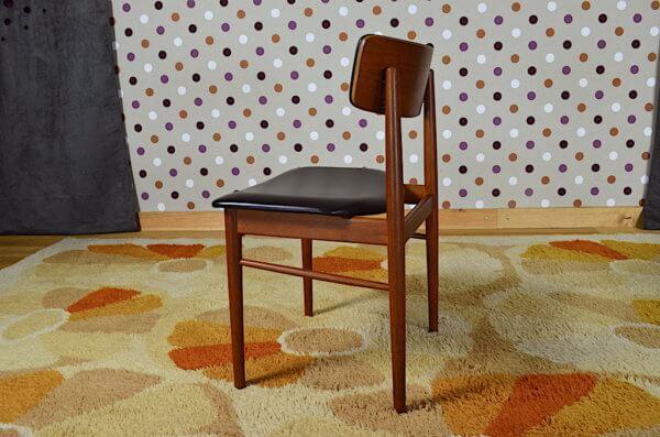 6 chaises sax chairs