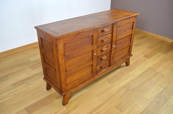 meuble chêne 1950