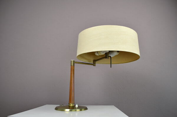 lampe suede