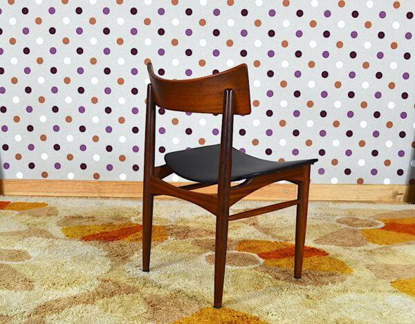 6 chaises vintage design danois