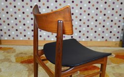 6 chaises danoise