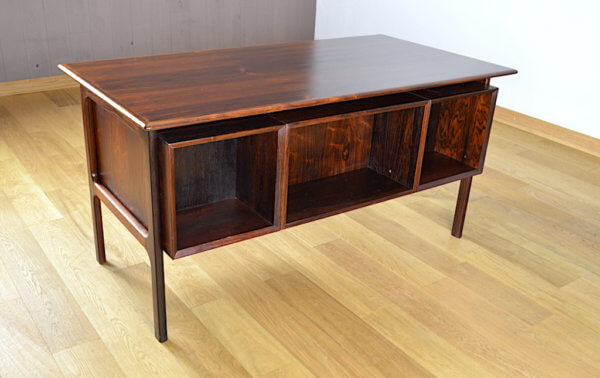 bureau double face scandinave