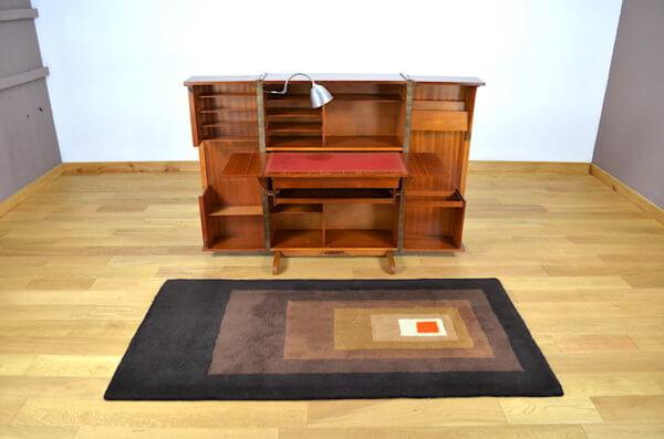 bureau malle vintage