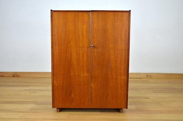 bureau bois vintage