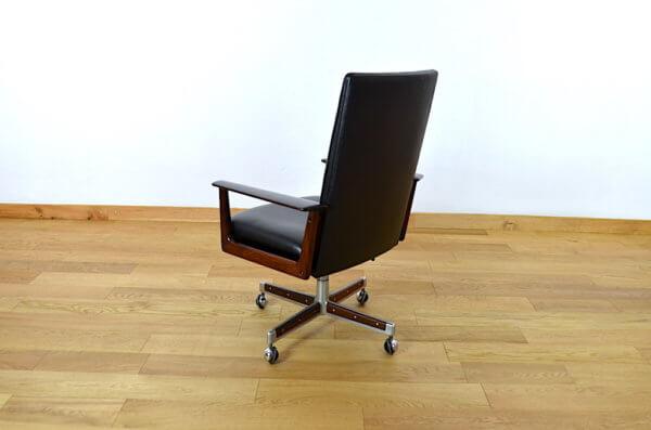 fauteuil bureau danois