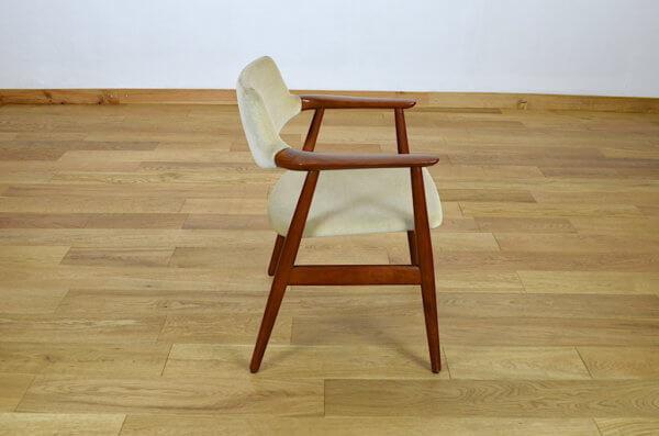 chaise de bureau 1960