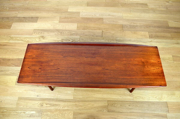 table basse designer danois vintage