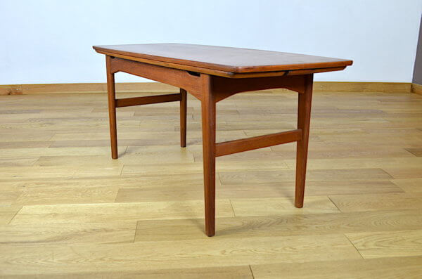 table scandinave modulable