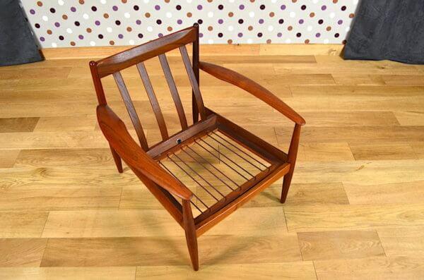 fauteuil teck france & daverkosen