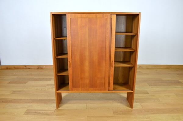 Meuble Design Scandinave en Teck Hundevad & Co Vintage