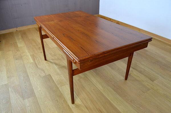 Table Scandinave en Teck 1960