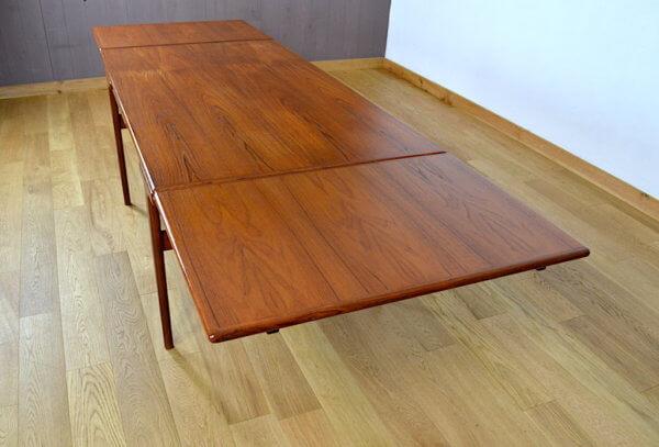 Table Ejvind A. Johansson Vintage 1960