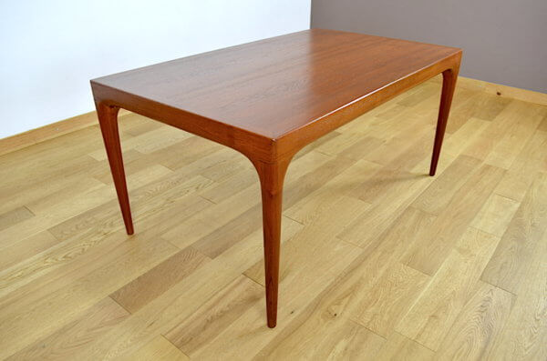 table scandinave 1960