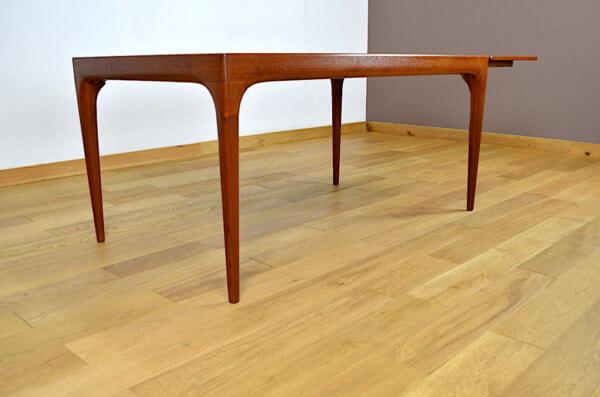 Table Danoise en Teck Johannes Andersen 1960