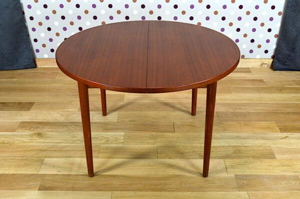 table suédoise teck