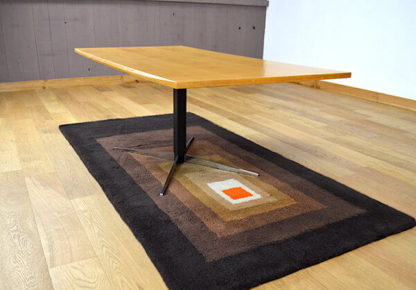 table modulable scandinave