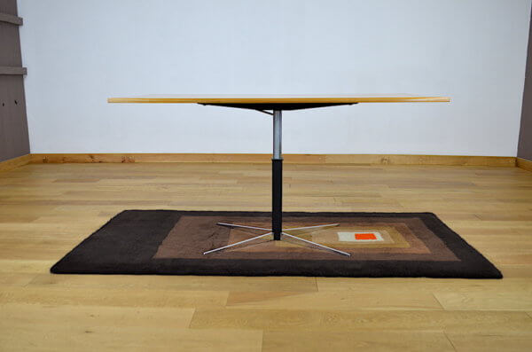table modulable j.m. thomas