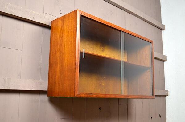 vitrine design danois