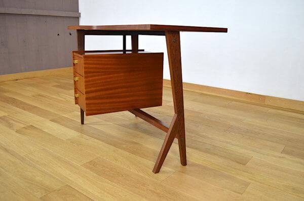 bureau design français 1960