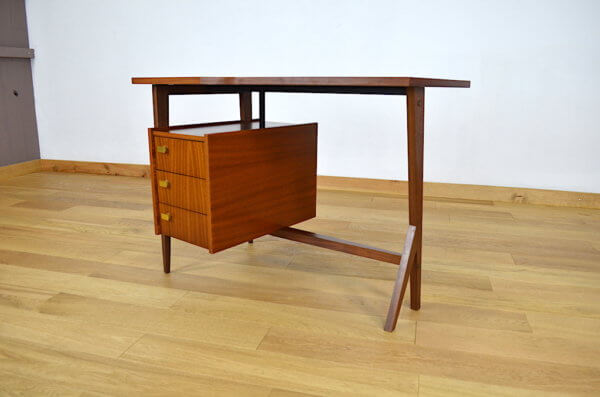bureau 1960 design français