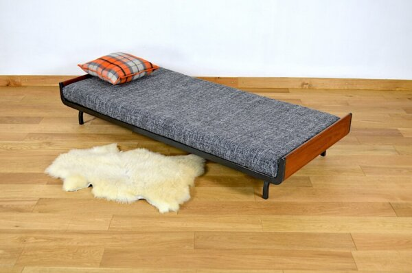 Lit Daybed Cléopatra par Dick Cordemeijer Édition Auping Vintage 1950