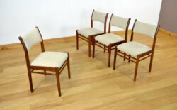 Chaises Design Scandinave Edition Asko 1960 MADE IN FINLAND