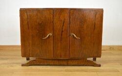 Meuble Art-Déco en Noyer Circa 1930 / 1940