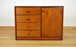 Meuble Commode Vintage 1980