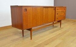 Enfilade Scandinave Rudolf Bernd Glatzel pour Fristho 1960 made in Holland