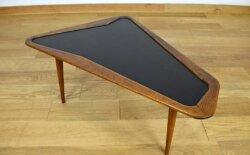 Table Basse Vintage de Charles Ramos Forme Libre 1950