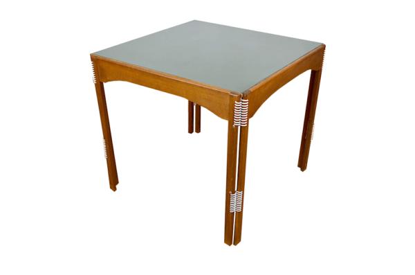 Originale Table de Repas de Georges Tigien Vintage 1960