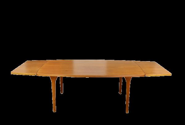 Table Design Scandinave Henning Kjaernulf Édition Bruno Hansen 1960