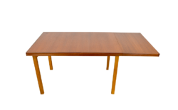Table Design Scandinave en Teck Vintage 1960