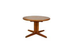 Table Basse Scandinave 1960 Korup Design