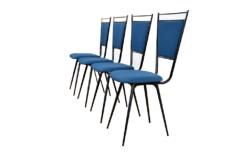 Chaises Vintage Édition Tublac Année 1960