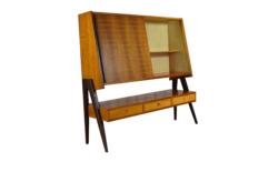 Meuble Design Scandinave Moderniste Louis Paolozzi Vintage 1955