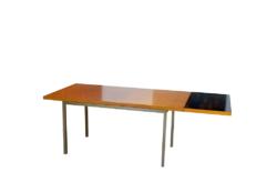 Table Vintage 2 en 1 par Georges Frydman pour Efa 1950